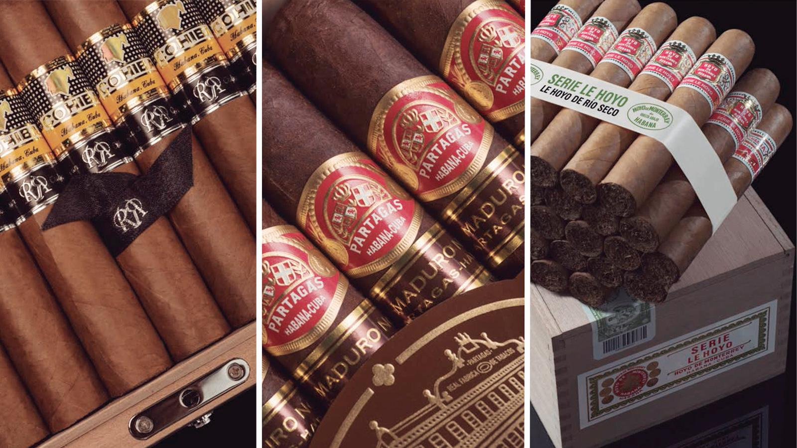 Cuba Announces New Cigar Launches for 2018