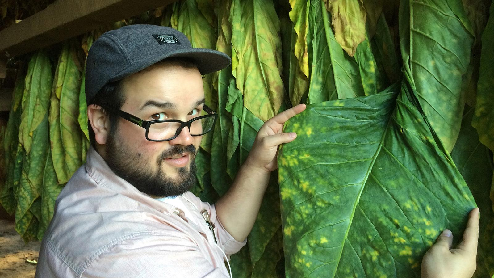 Q&A: Nick Melillo, Owner, Foundation Cigar Co.