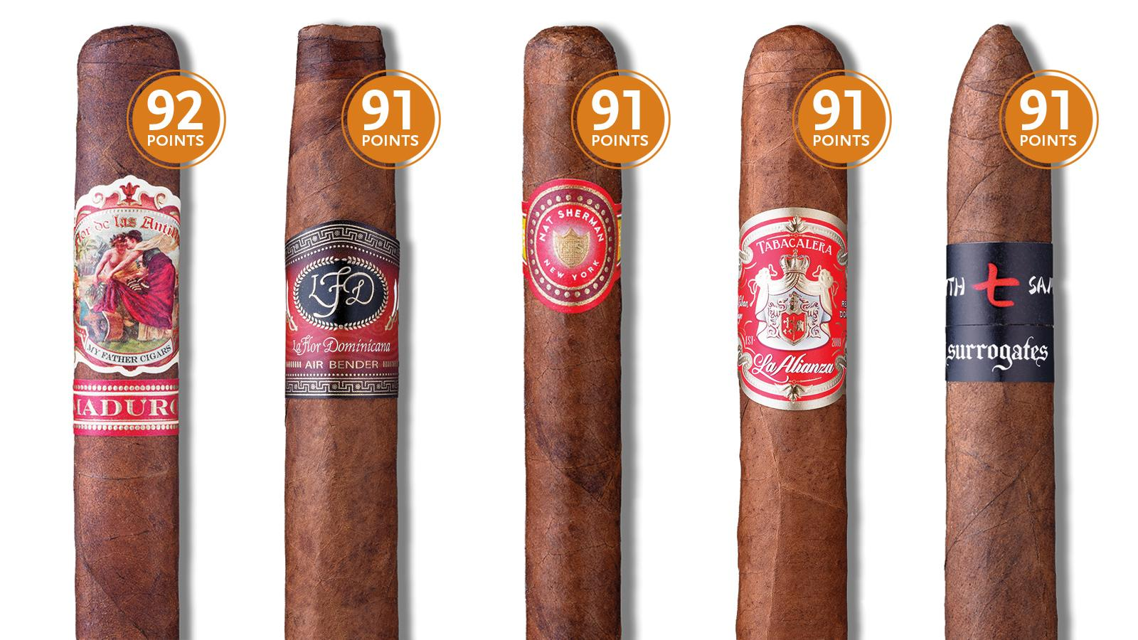 25 Outstanding Cigars To Add To Your Humidor