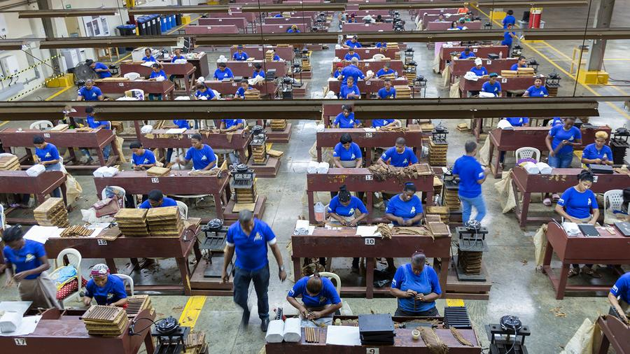 ABAM, A Dominican Factory Off The Beaten Path