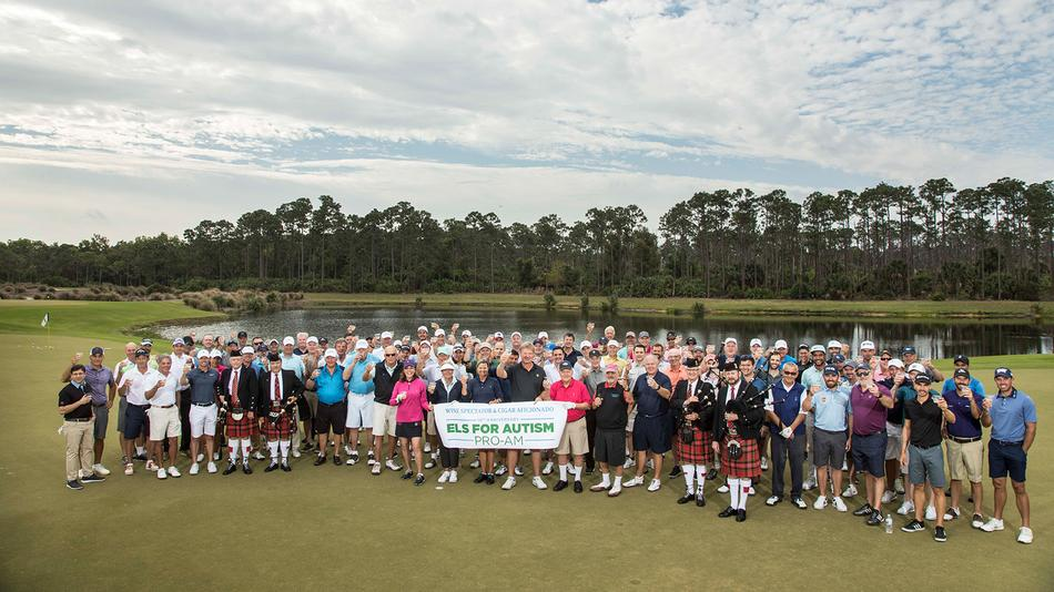 Tenth Annual Els for Autism Pro-Am Raises $1.1 Million