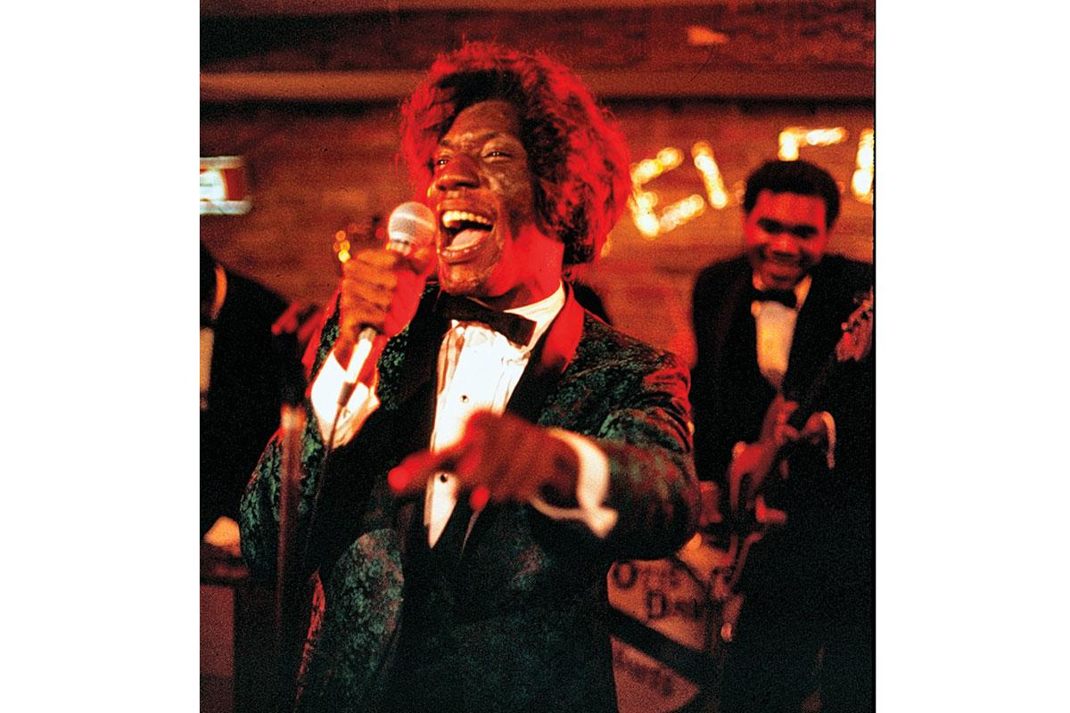DeWayne Jessie changed his name to Otis Day after the movie's release.