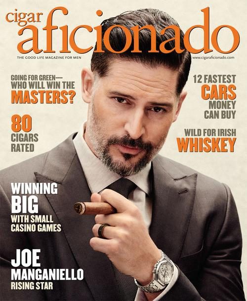 Joe Manganiello | March/April 2018