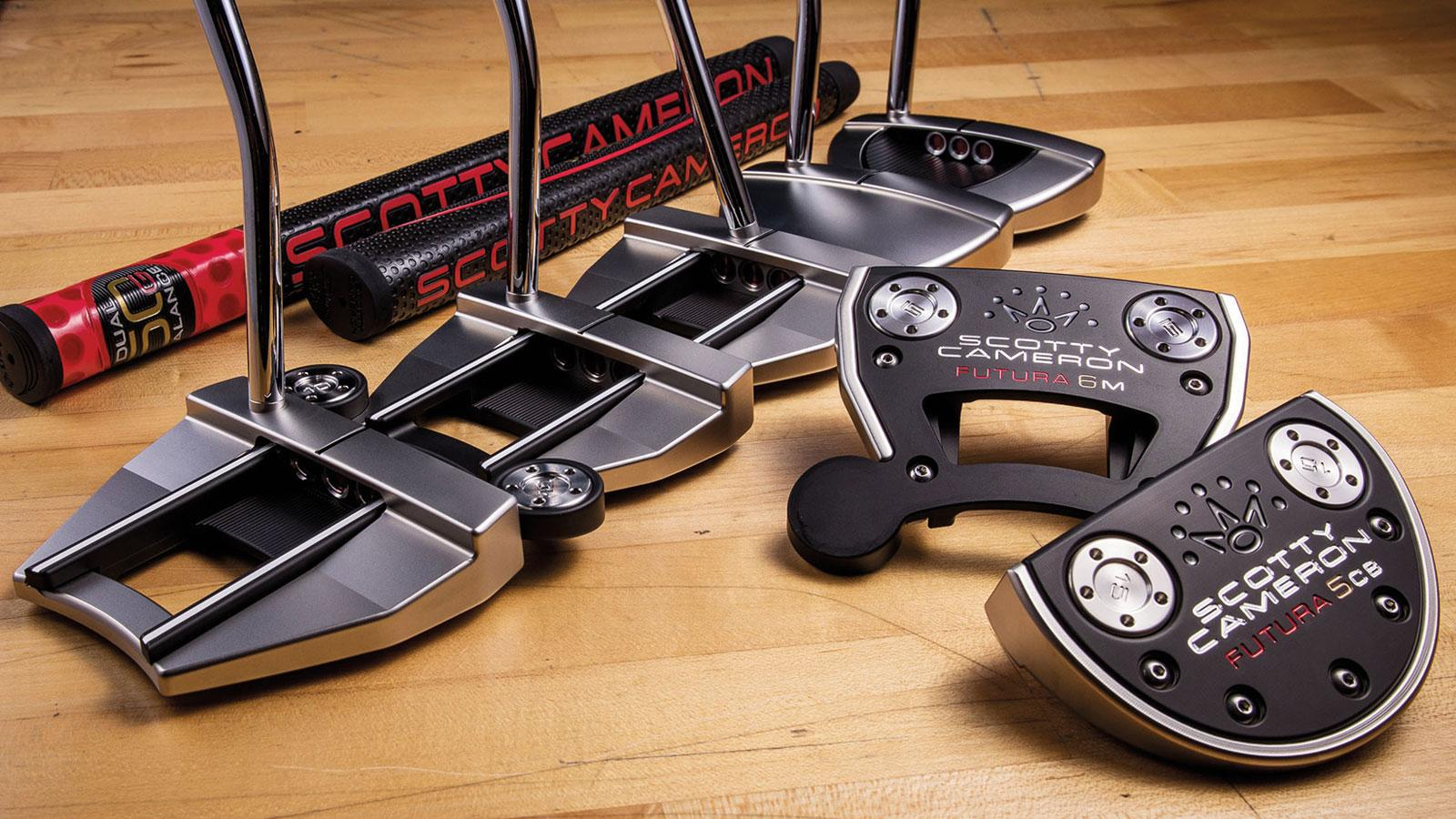 The Scotty Cameron Futura.
