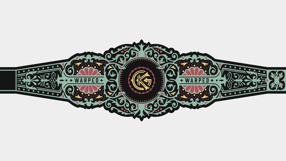 Warped Launching New Limited Moon Garden Cigar in July