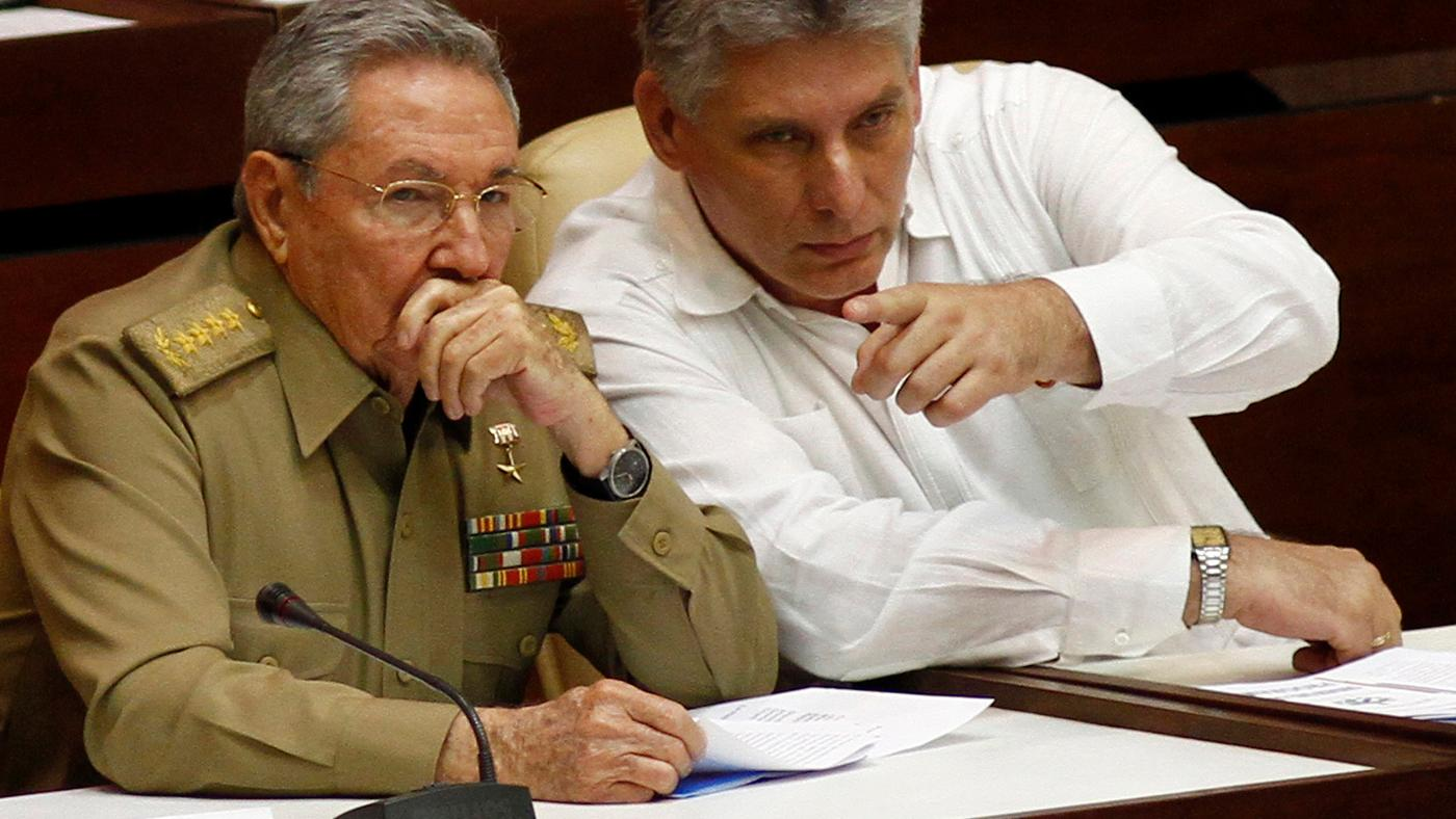 Raúl Castro Steps Down As Cuban President