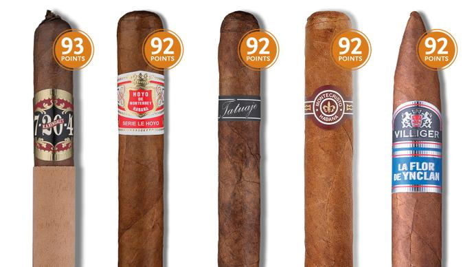 22 High-Scoring Cigars For Your Humidor