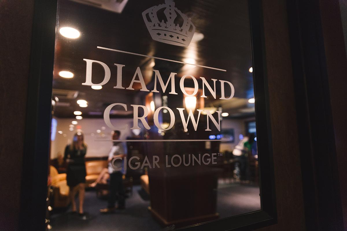 Those who possess a Chase Club level ticket at Amalie Arena are permitted to enter the Diamond Crown Lounge. These tickets usually cost at least $200 apiece.