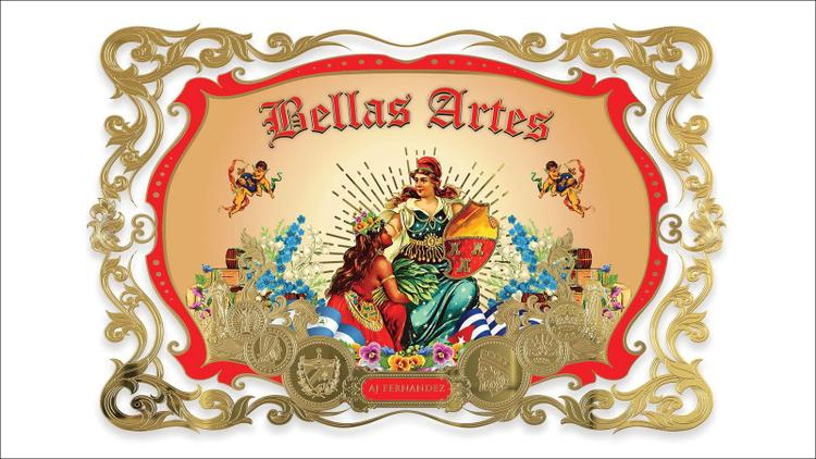 Logo for Bellas Artes