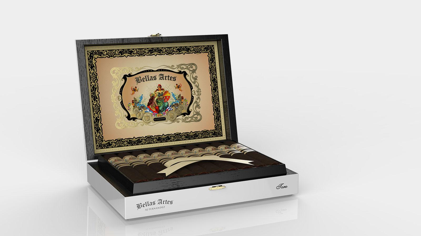 Bellas Artes Maduro Coming This Summer