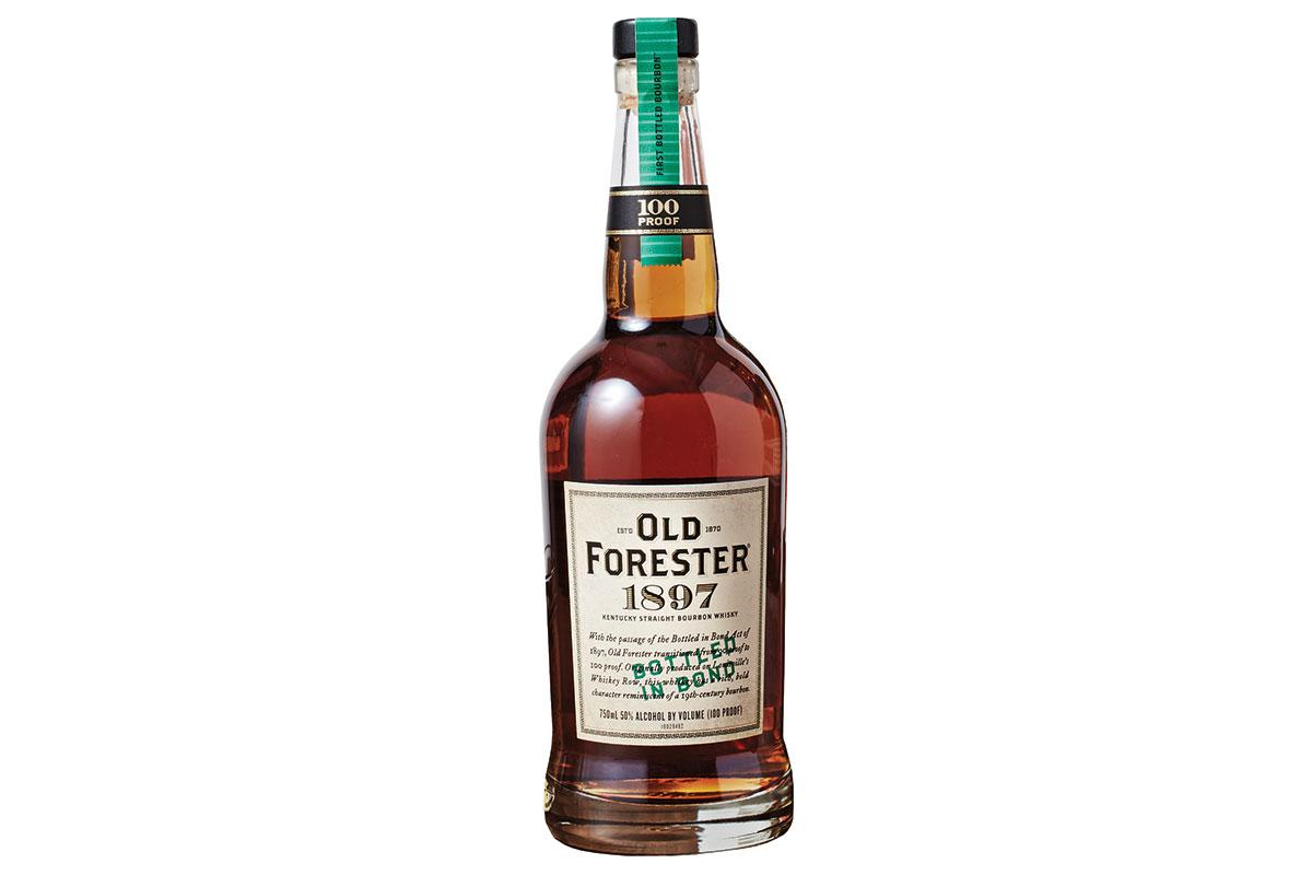 Old Forester 1897—Bourbon