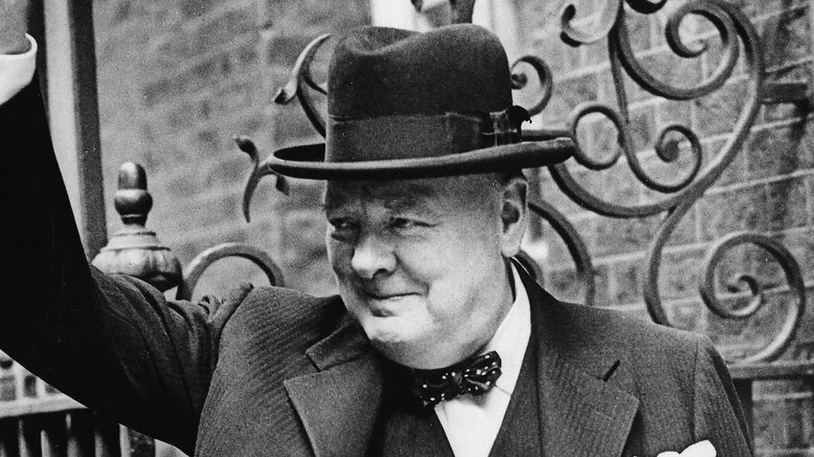 Winston Churchill: A Portrait of Power
