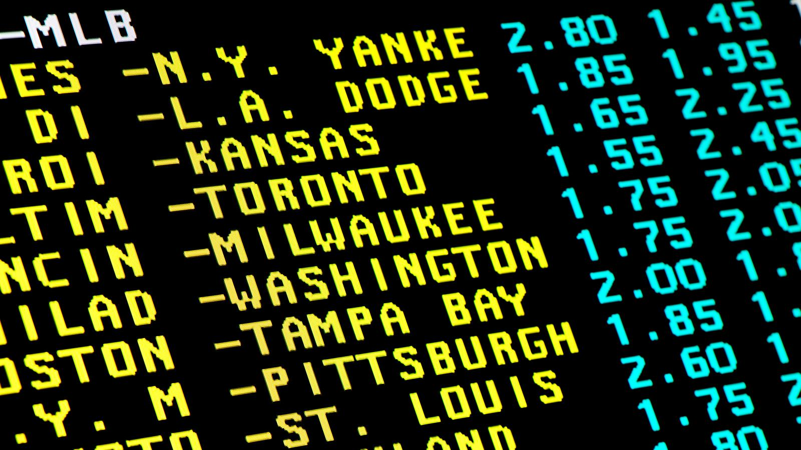 New Jersey Wins Big With Sports Betting