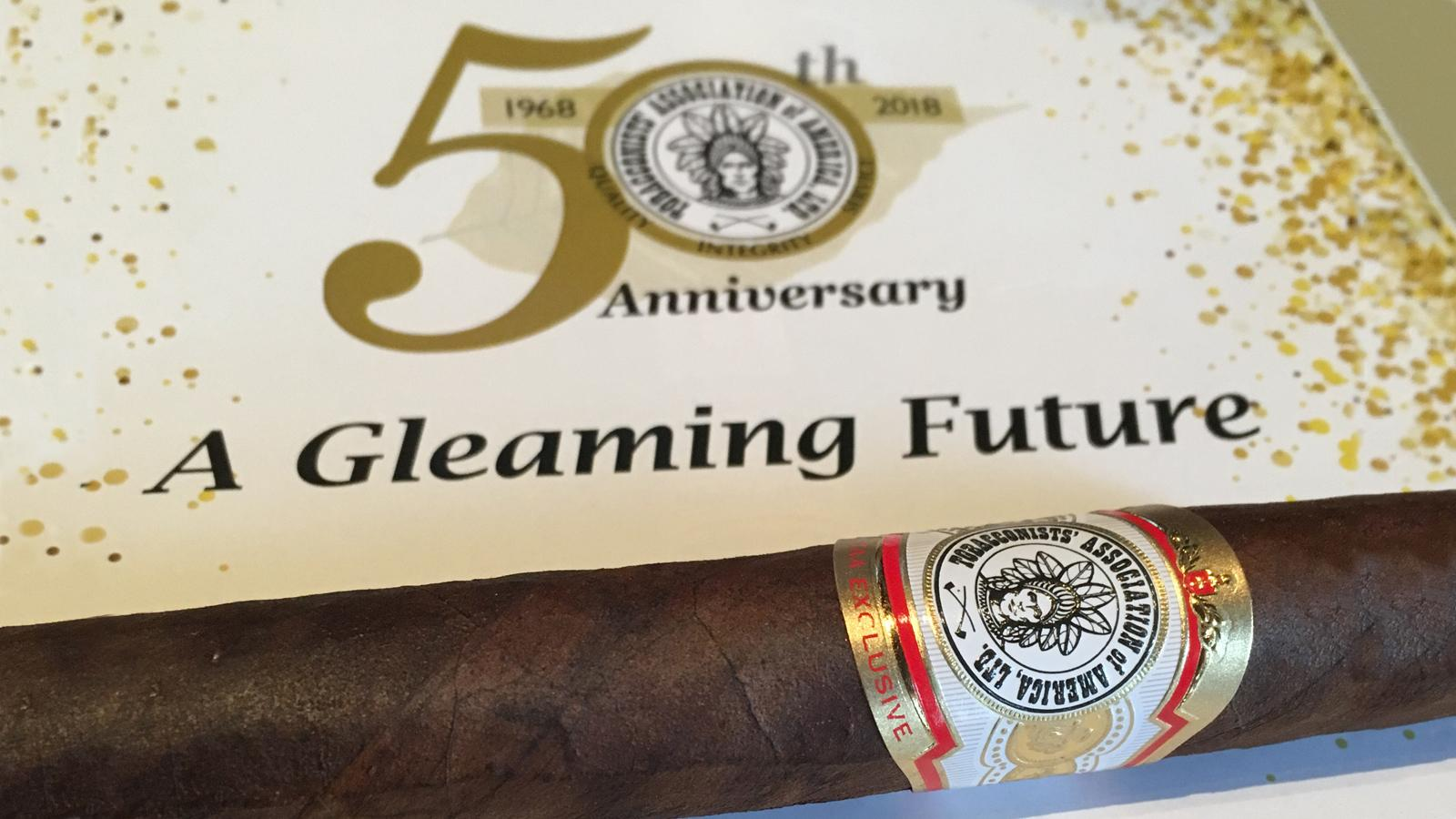 TAA's 50th Anniversary Rolls Out Record Number Of Exclusive Smokes