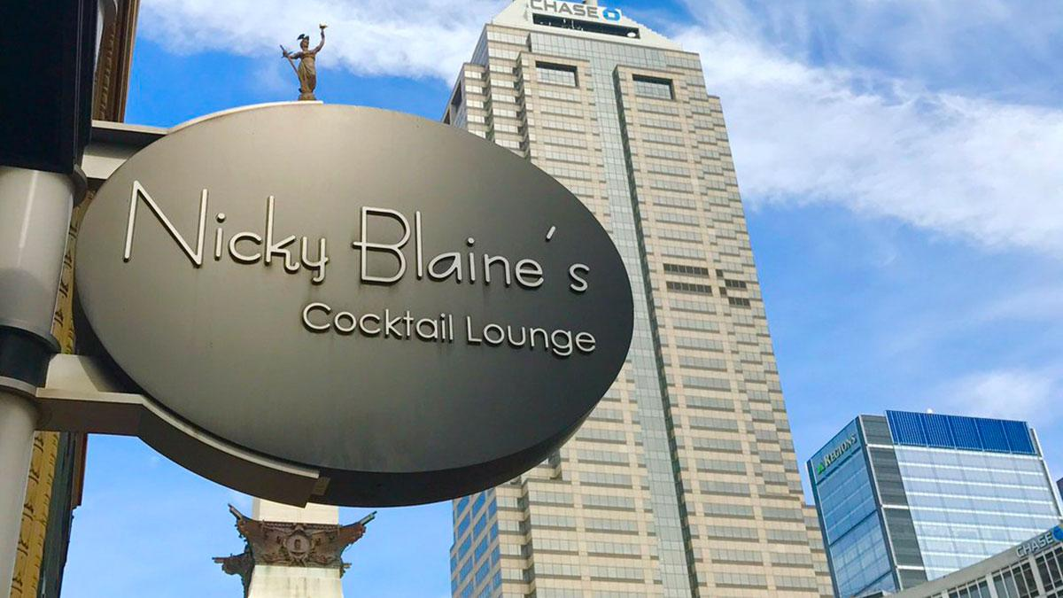 Review: Nicky Blaine's Cocktail Lounge, Indianapolis, Indiana