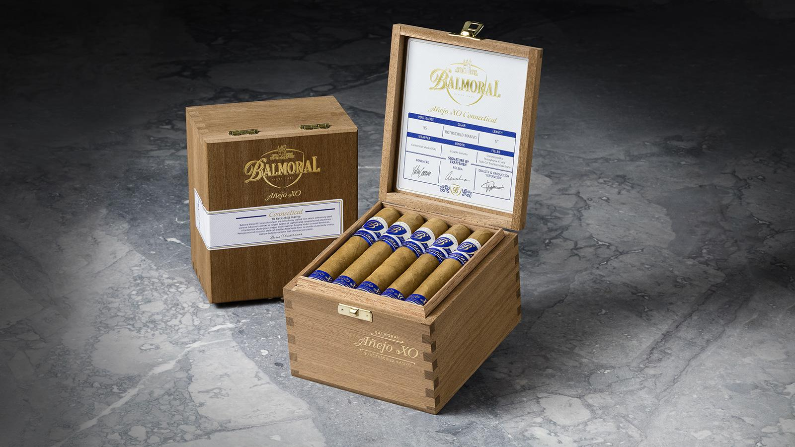Royal Agio to Release Two New Balmoral Cigars
