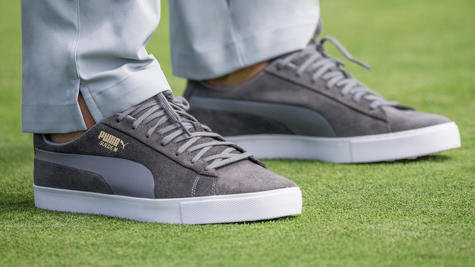 Puma Suede G Golf Shoes