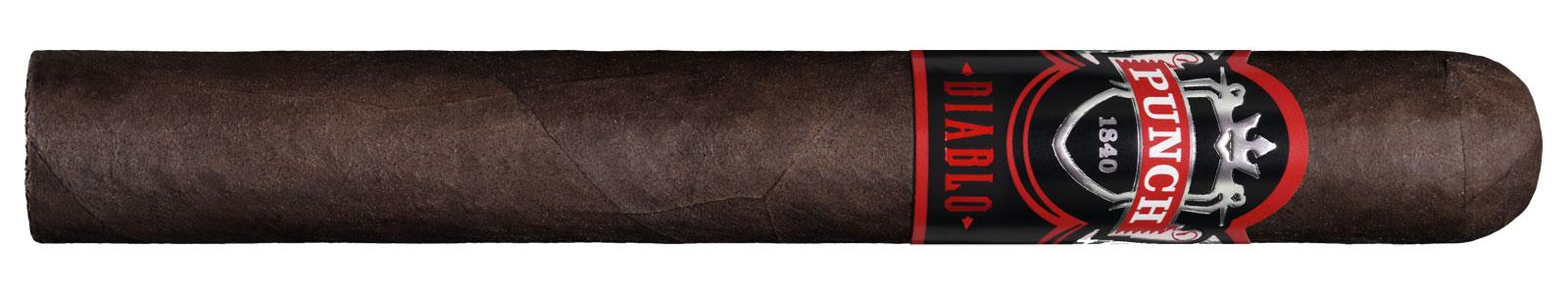 Punch Diablo is wrapped in a Sumatra-seed leaf from Ecuador that General is calling oscuro.