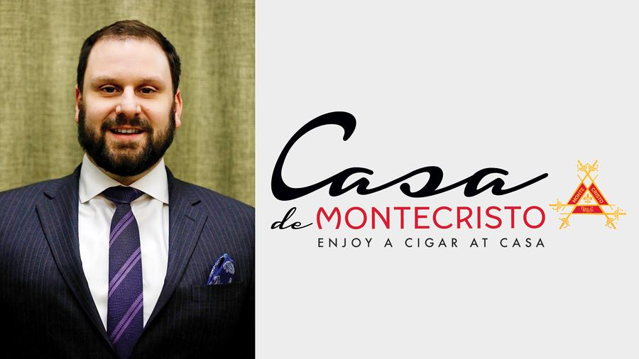 Tabacalera USA Appoints New Head Of Casa De Montecristo