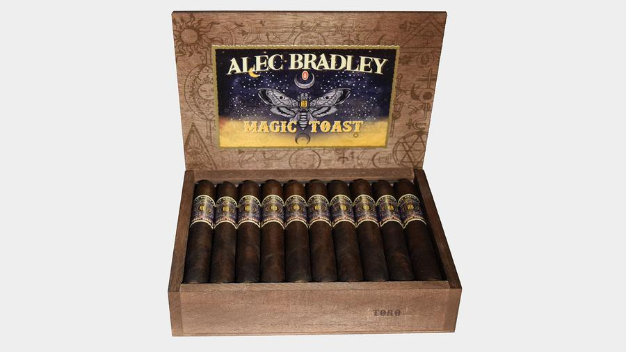 Alec Bradley's IPCPR Mystery Cigar Is Magic Toast