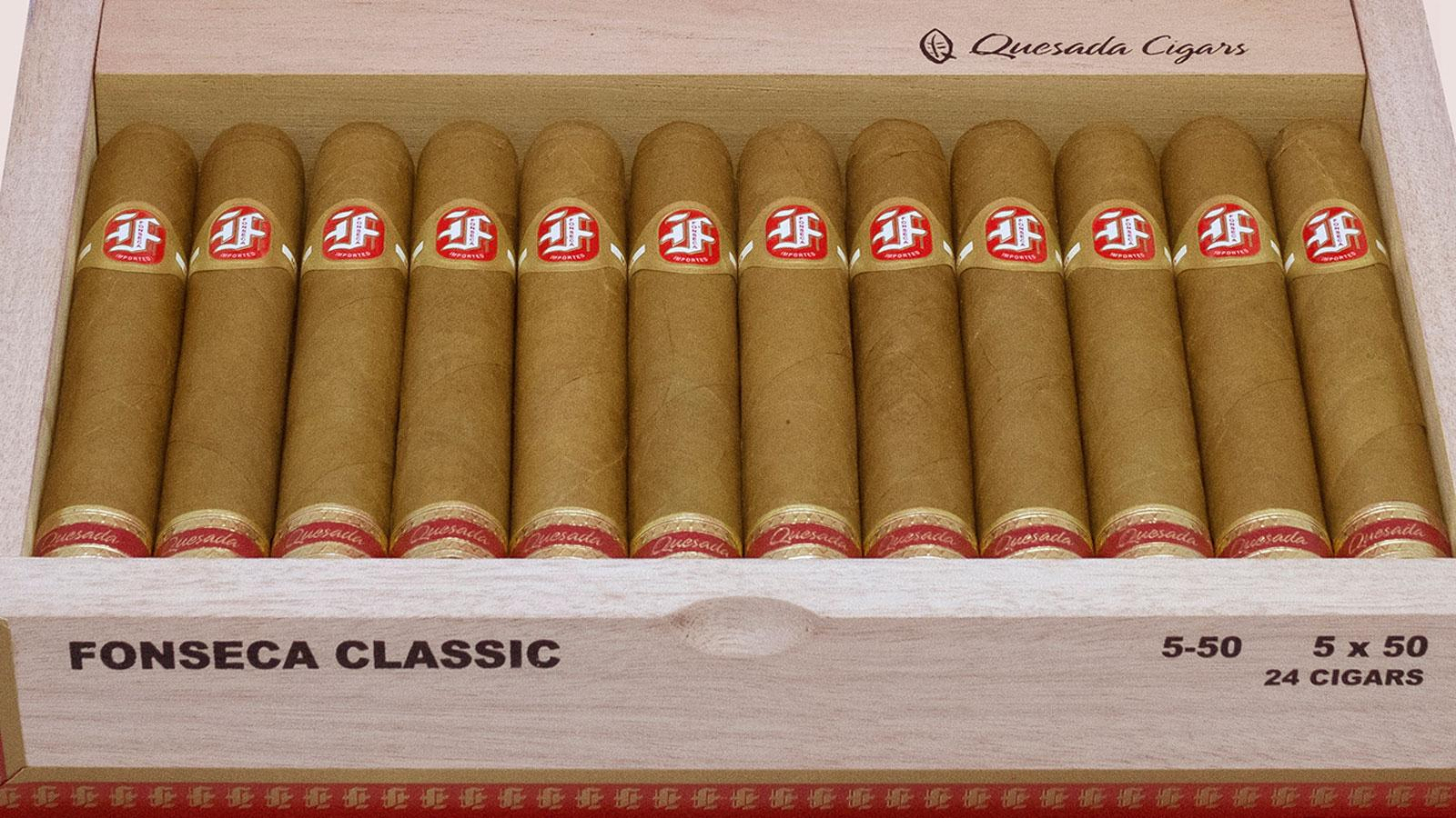 Fonseca Classic Gets a New Look