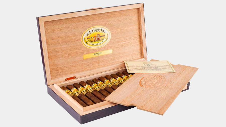 La Aurora To Launch Limited-Edition Preferidos Hors D'Age