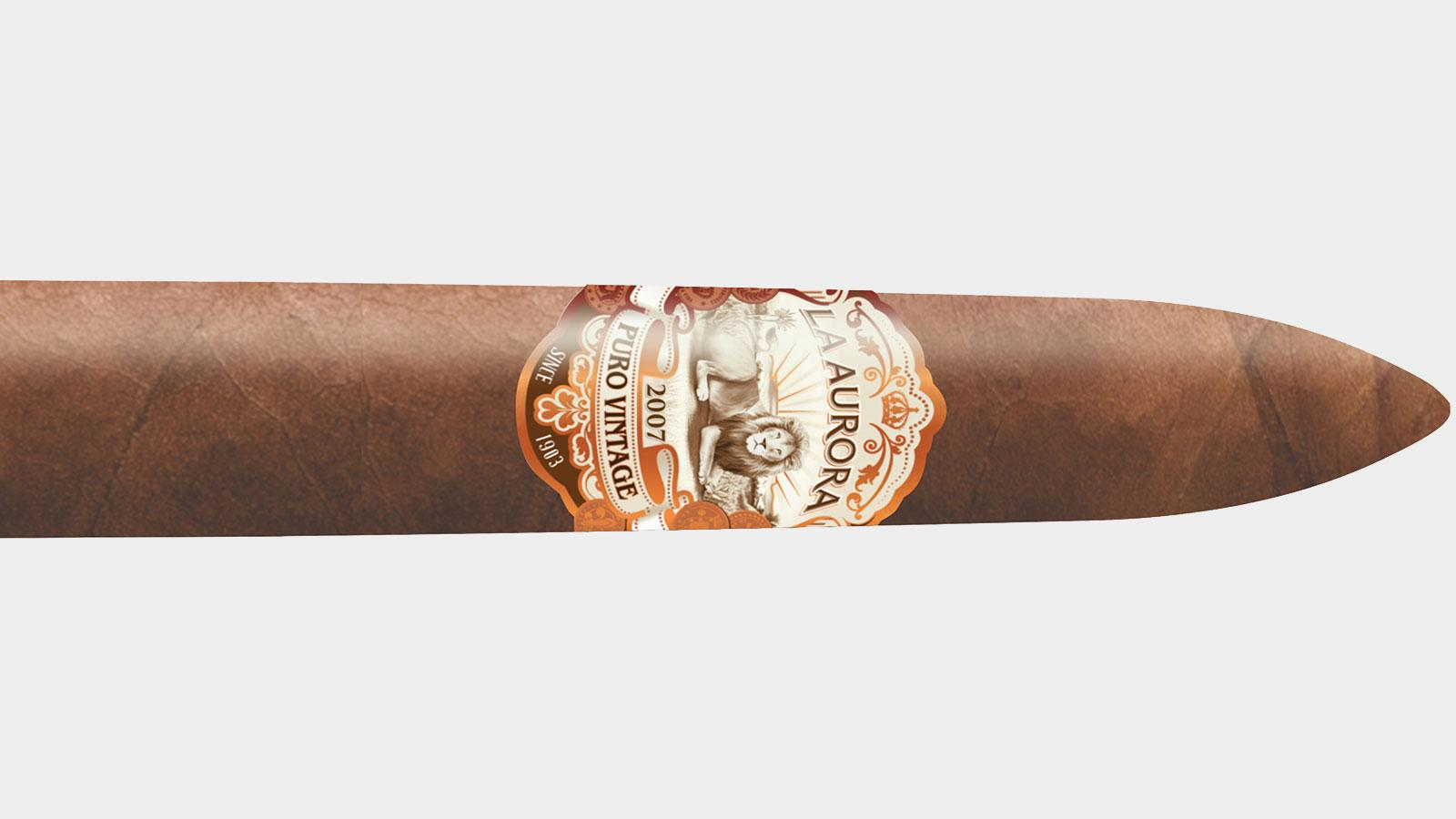 La Aurora Brings Back Puro Vintage With Tobacco From 2007