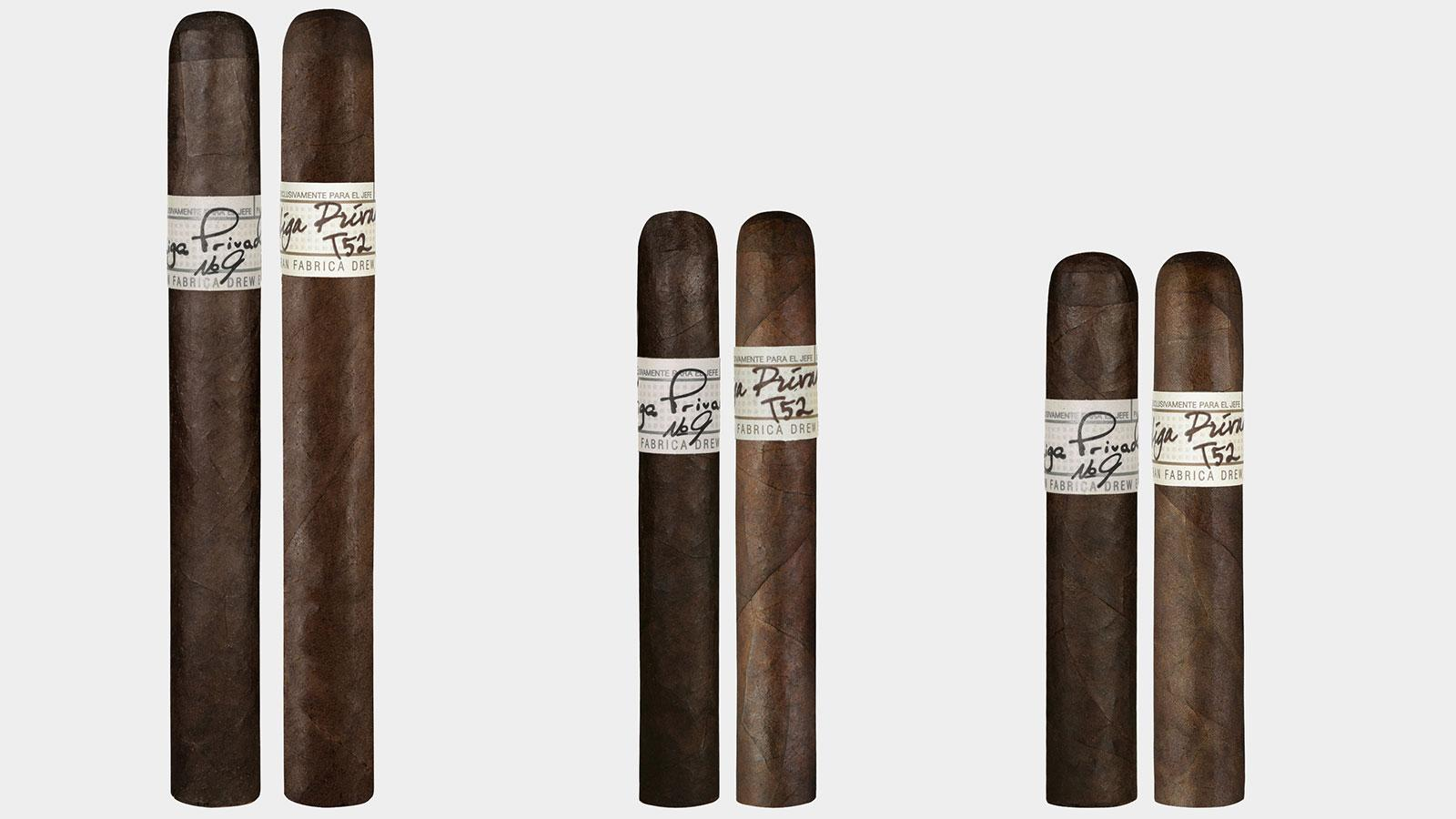 Drew Estate Adding Six Smaller Sizes to Liga Privada