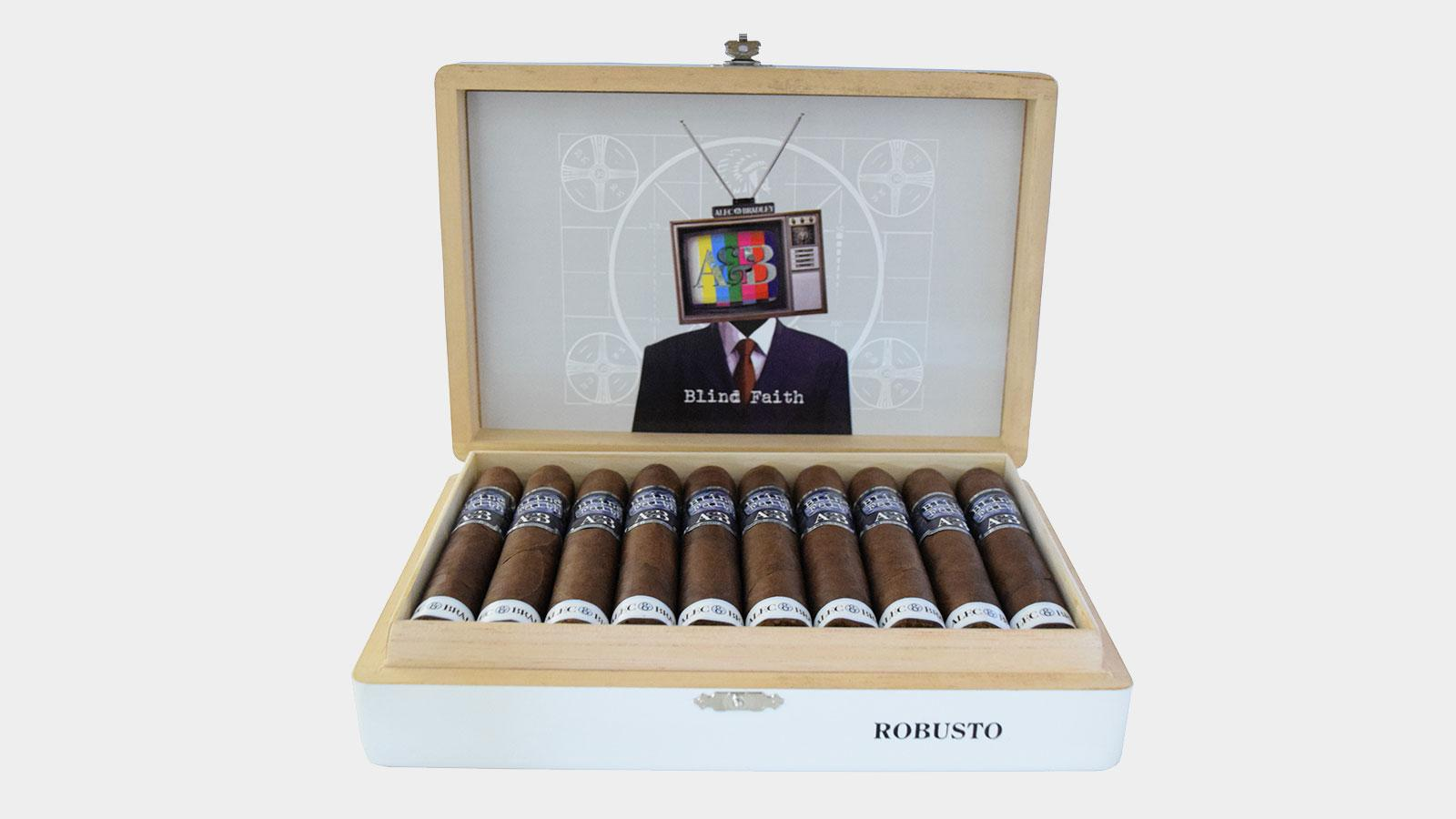 Blind Faith By Alec and Bradley Ships To Stores