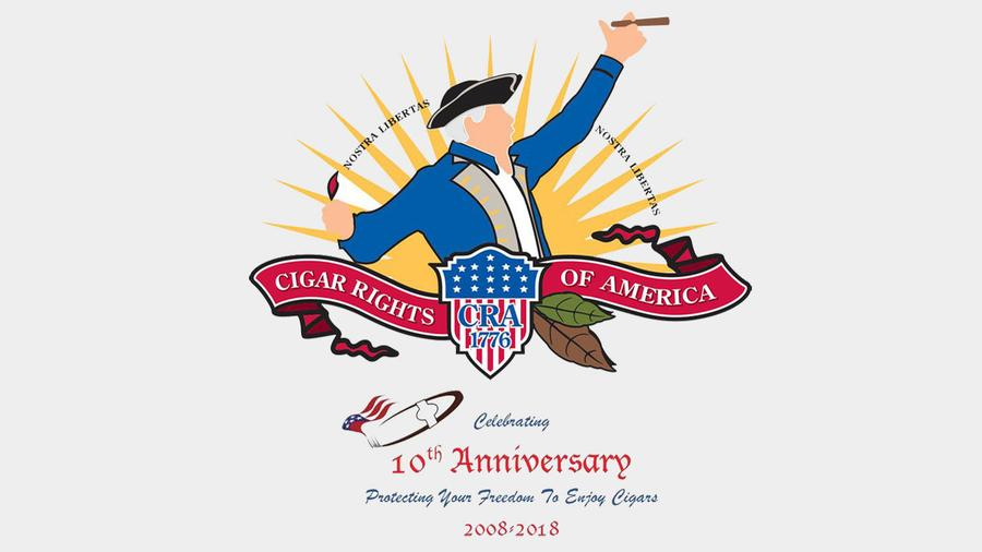 Cigar Rights of America Celebrates 10 Years
