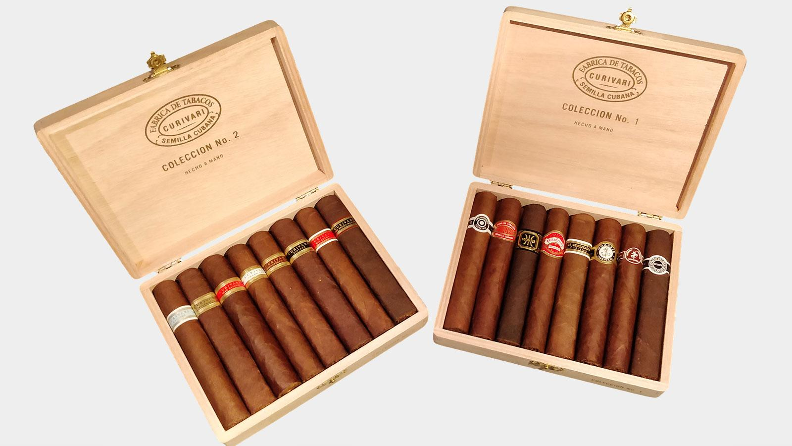 Curivari Collections Include Extensive Assortments