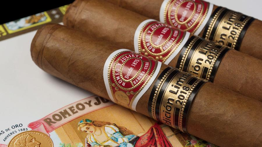 Romeo Y Julieta Edición Limitada 2018 To Debut In Spain