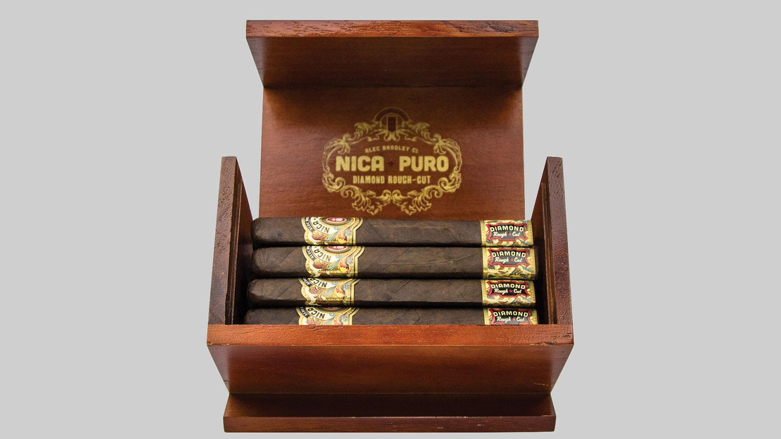 Alec Bradley Ships Fresh Batch Of Nica Puro Diamond Rough-Cut