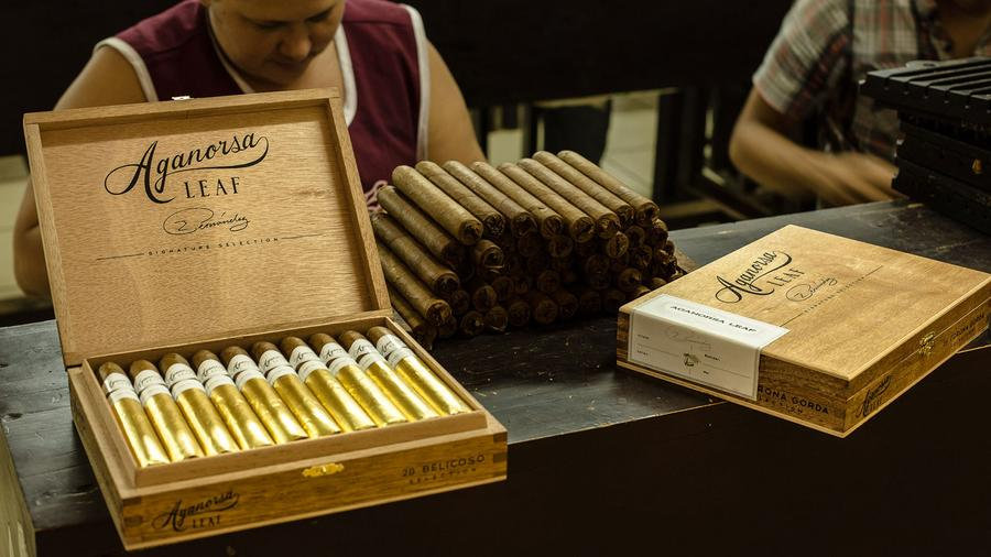 Aganorsa Leaf Signature Selection Heads To Retail