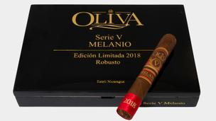 Oliva Serie V Melanio Edición Limitada 2018 Headed to International Market