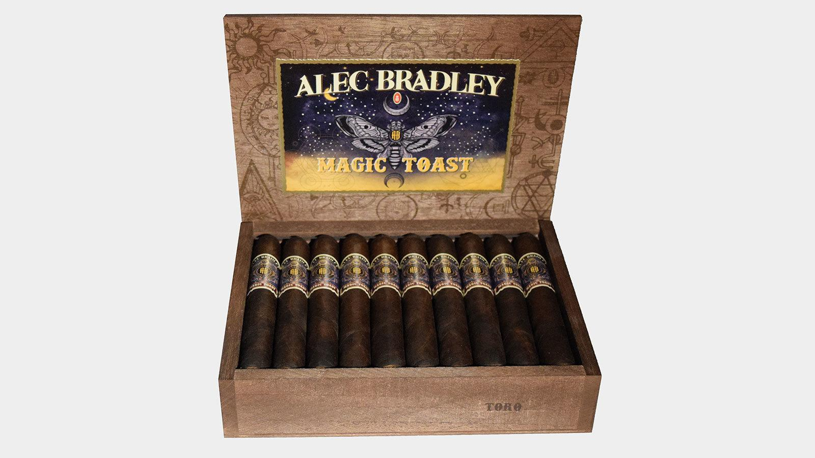 Now Shipping: Alec Bradley Magic Toast