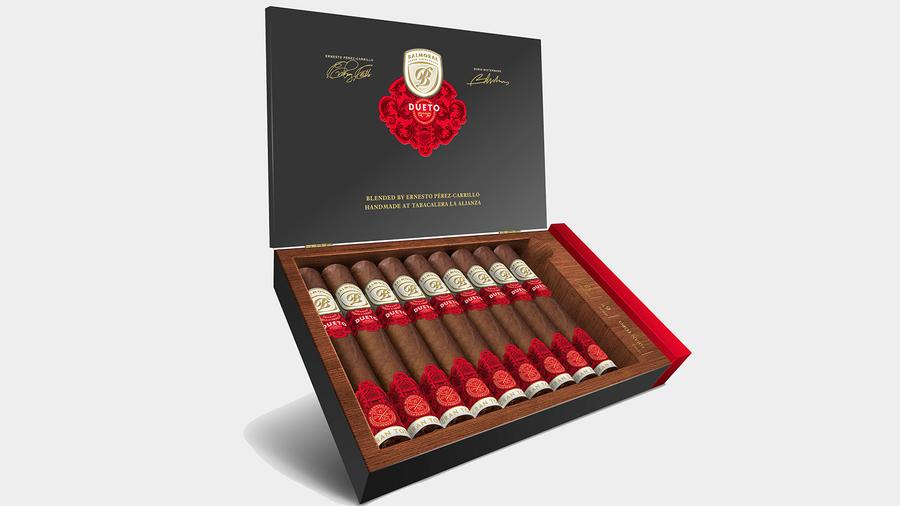 Balmoral's Perez-Carrillo Collaboration Out Now