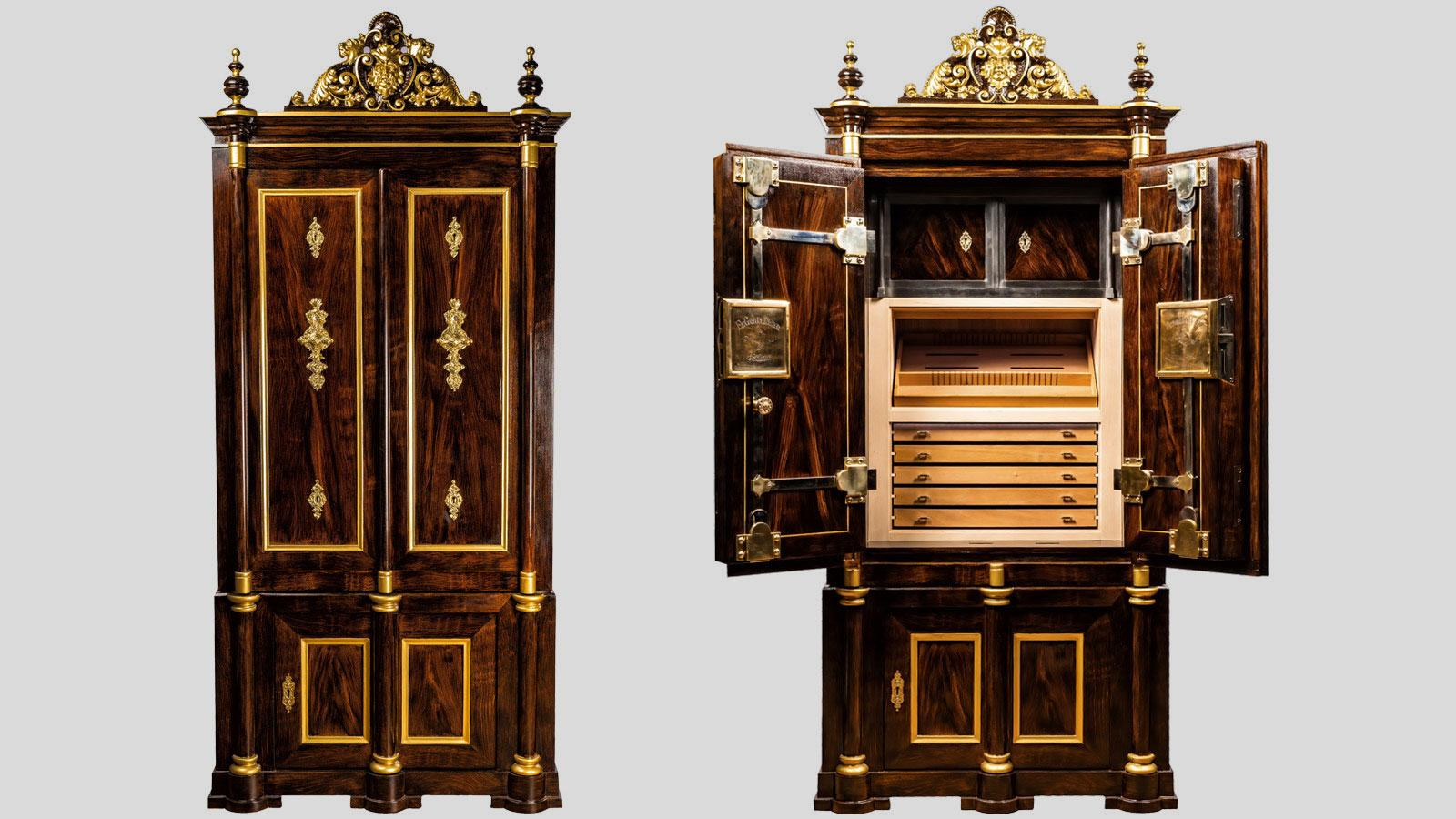 An $80,000 Humidor From Adorini
