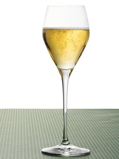 House-Aged Champagne