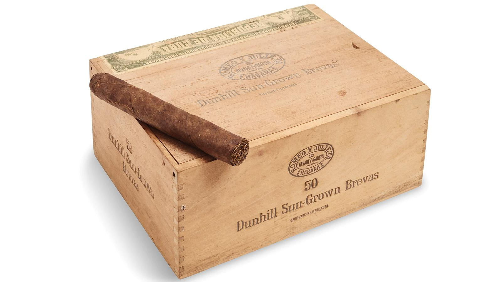 Romeo y Julieta Dunhill Sun-Grown Breva