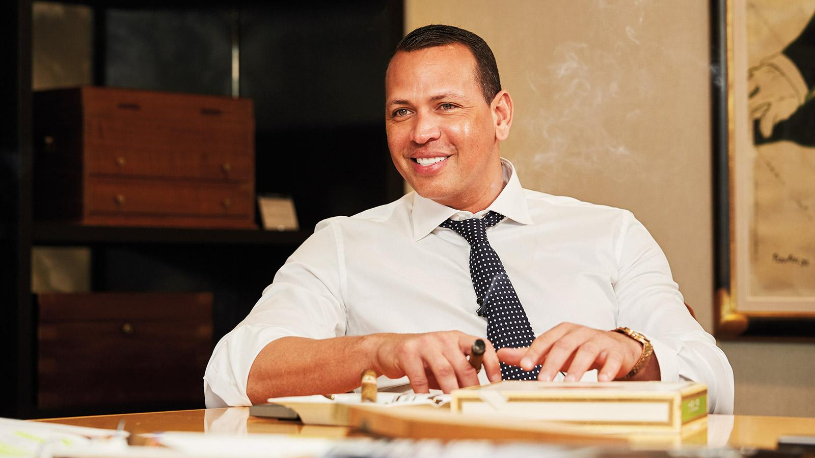 Alex Rodriguez—The Interview