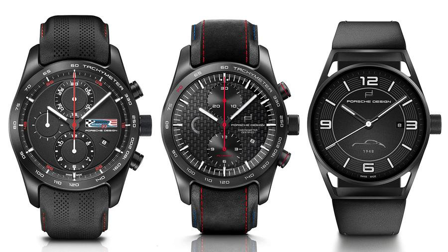 Porsche Design Releases Limited-Edition Watches At Rennsport Reunion VI