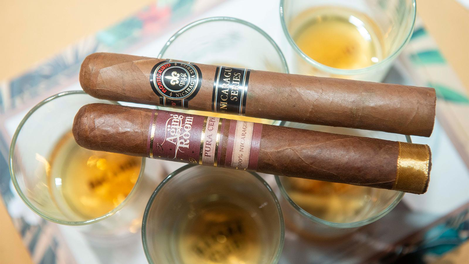 2018 Big Smoke Las Vegas: Pairing Bacardi Rums With Fine Cigars