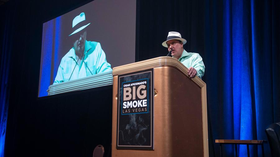 2018 Big Smoke Las Vegas: Top Three Cigars of 2017