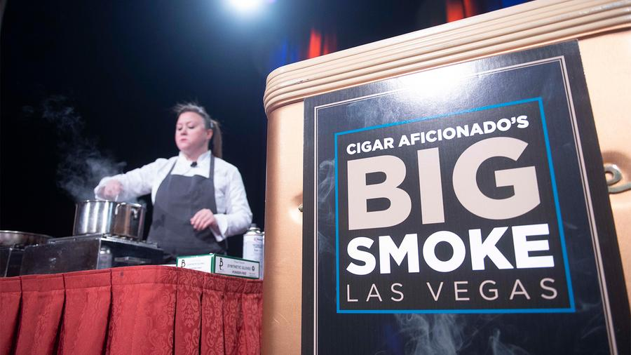 2018 Big Smoke Las Vegas: Cigar Lover's Breakfast