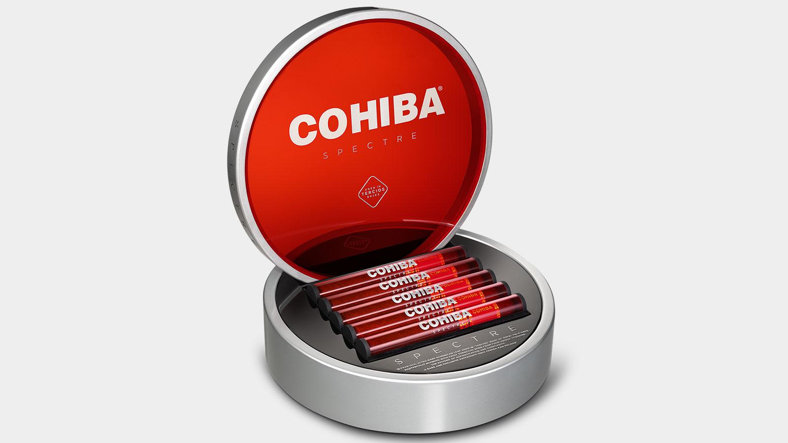 General Shipping Most Expensive Cohiba To Date