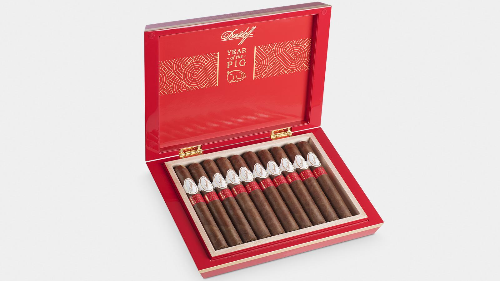 Davidoff Releasing Year Of The Pig