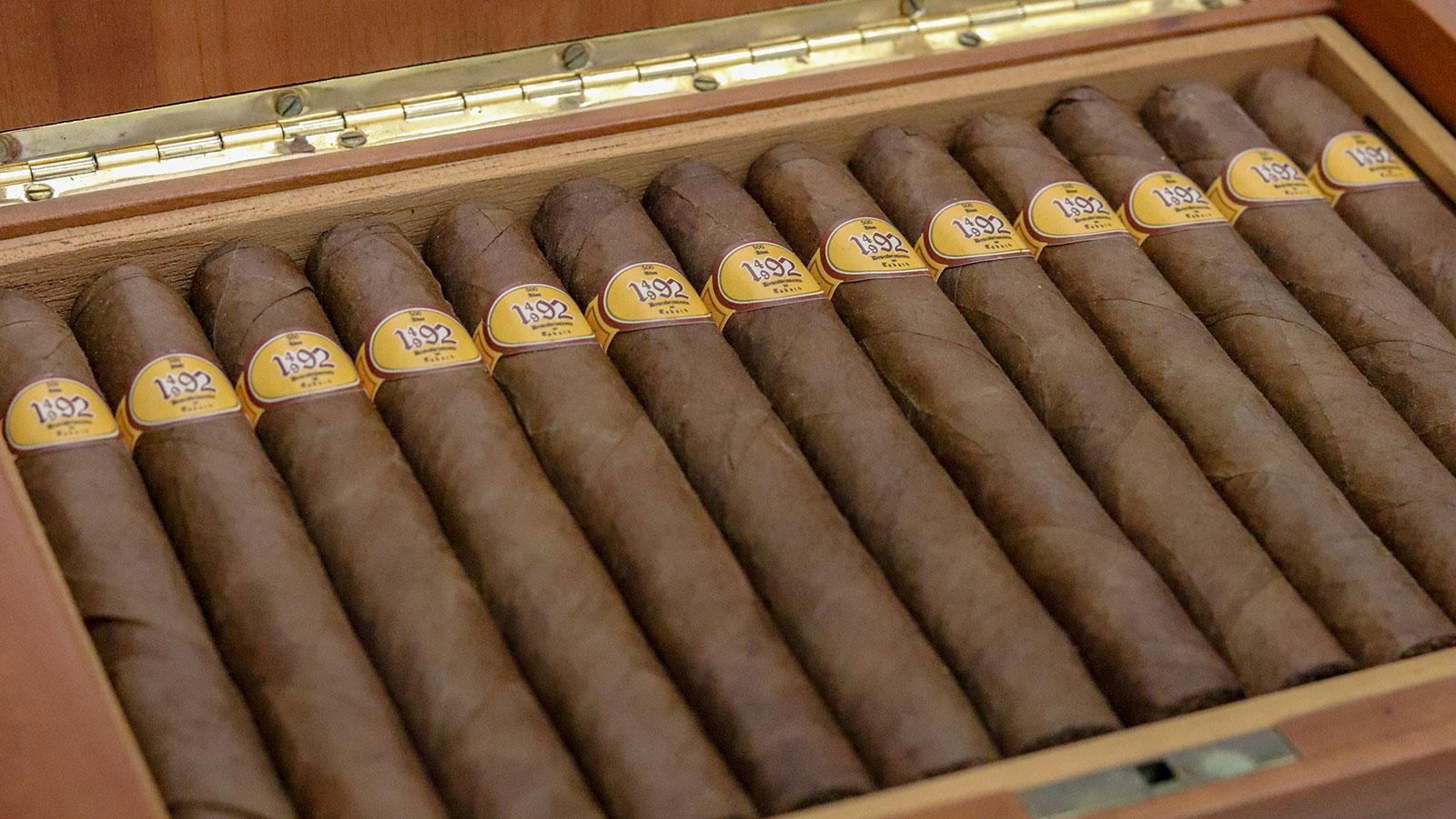 Rare 1492 Cuban Humidor Fetches $31,000 At Auction