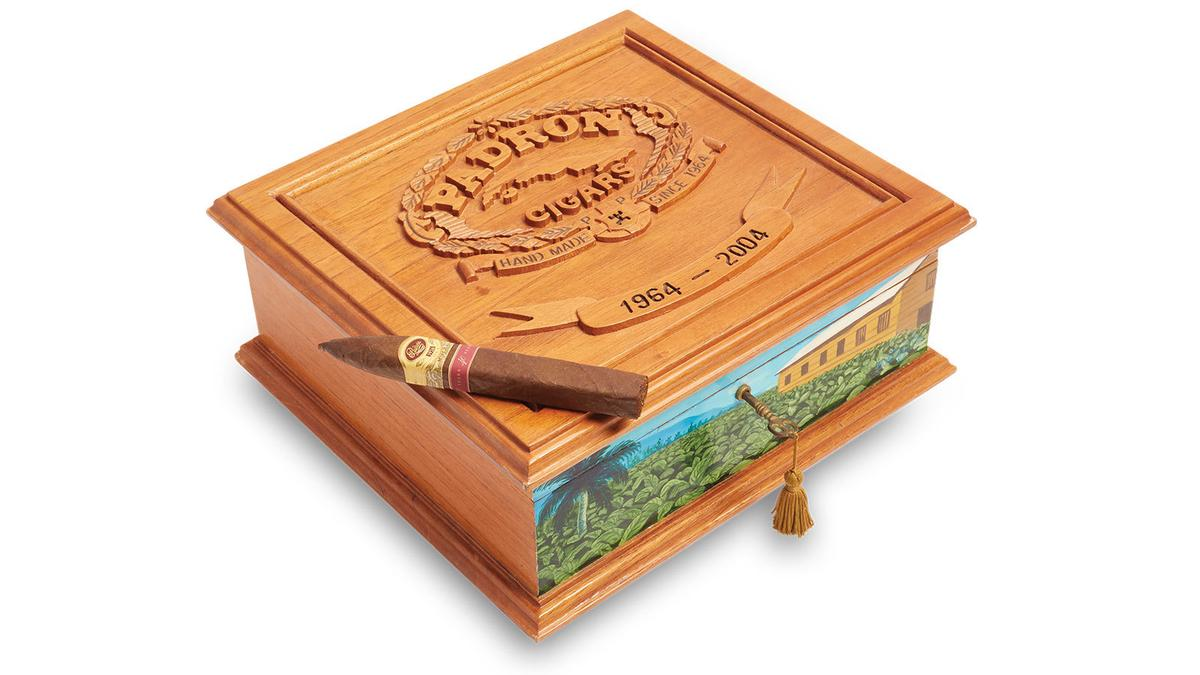 Connoisseur's Corner: The First Cigar of the Year
