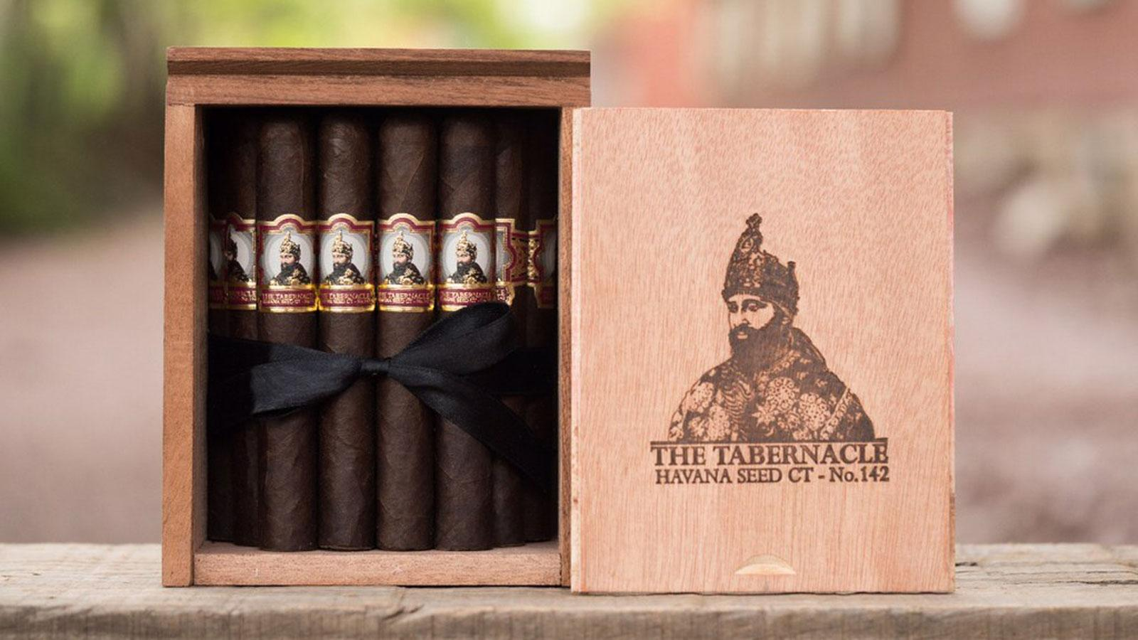 Foundation Cigar Ships New Tabernacle